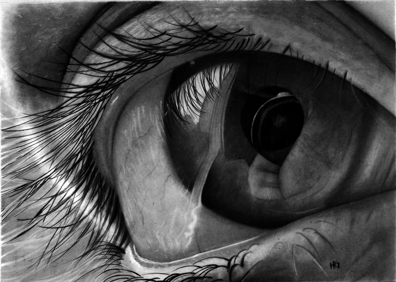 Drawn eyeball artistic eye Drawn Wallpaper Background MB Wallpaper
