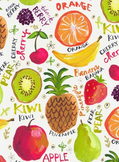 Drawn wallpaper fruit More best on this images