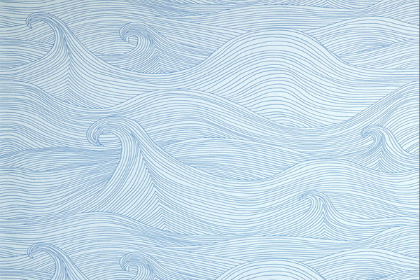 Drawn wallpaper hand drawn  WALLPAPER LUXURY DRAWN