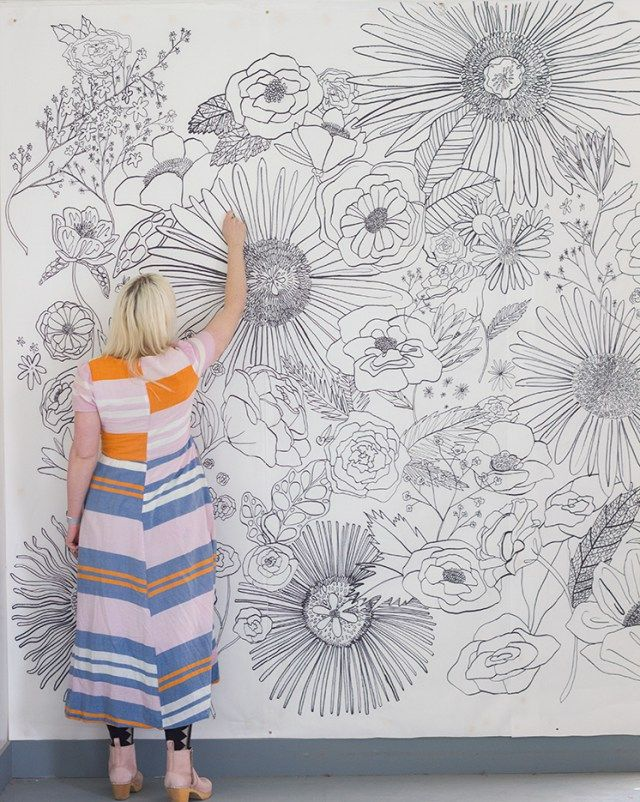 Drawn wallpaper house Best Daily 20+ Wall ideas