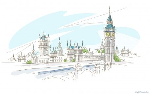 Drawn wallpaper london Drawing Pinterest Wallpapers Jan Jan