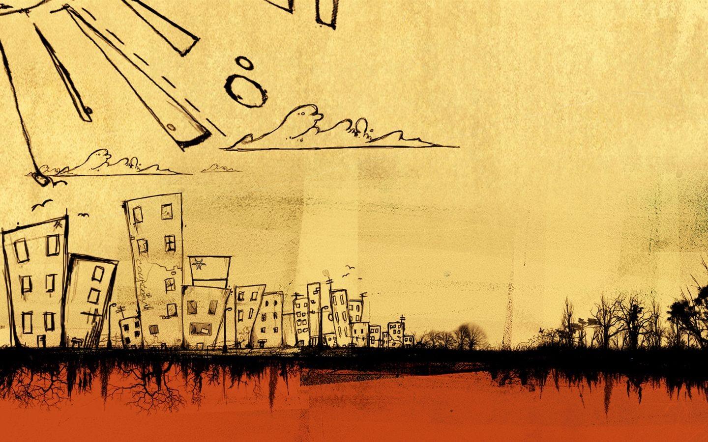 Drawn wallpaper retro design FHDQ Wallpapers Wallpaper in Retro