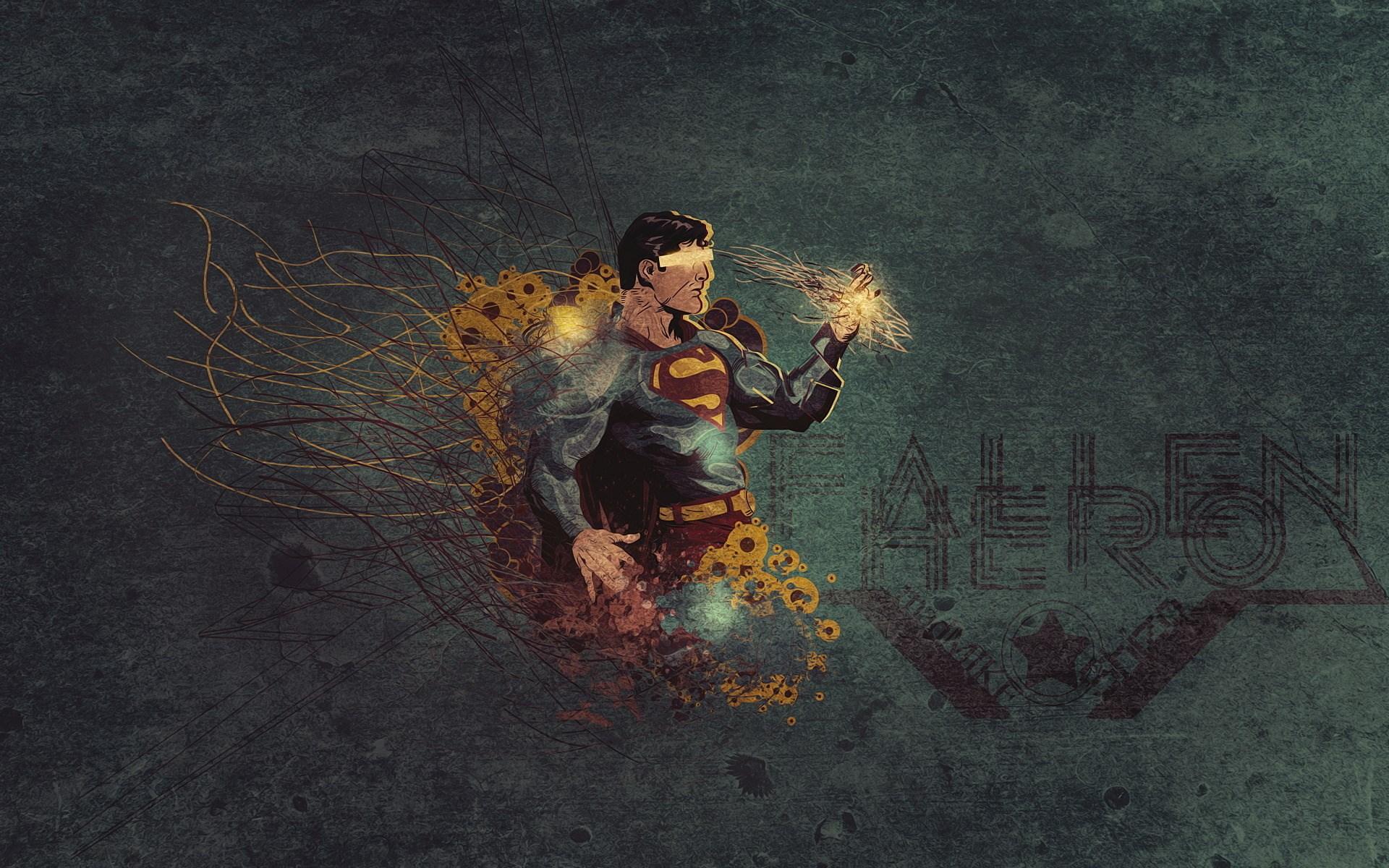 Drawn wallpaper vector Wallpapers hd vector wallpapers superman