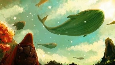 Drawn wallpaper whale Wallpaper Wallpaper Pinterest Whale Drawing