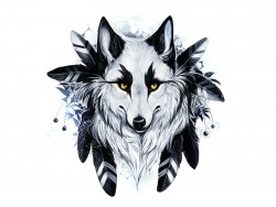 Drawn wallpaper wolf Wolf Wallpaper Free Download Other