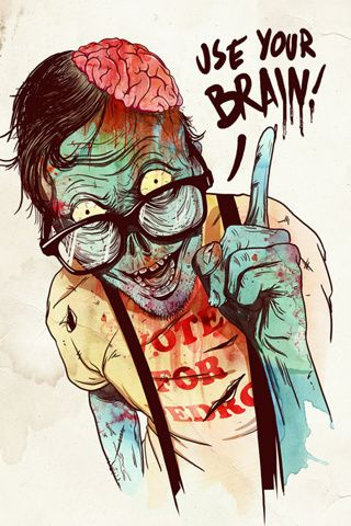 Drawn wallpaper zombie Prejudice and Pride Zombies Wallpapers
