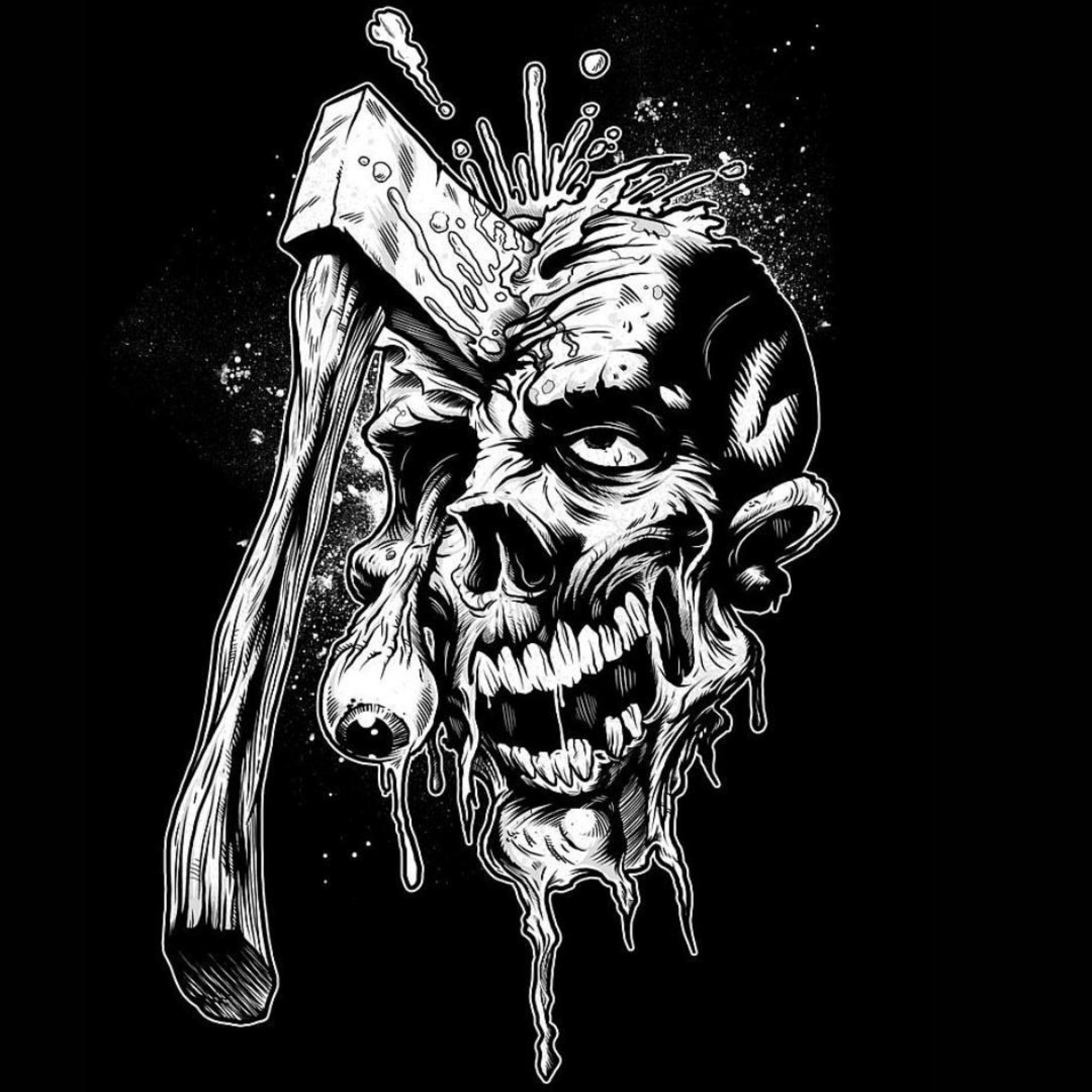 Drawn wallpaper zombie Air  4 New 3