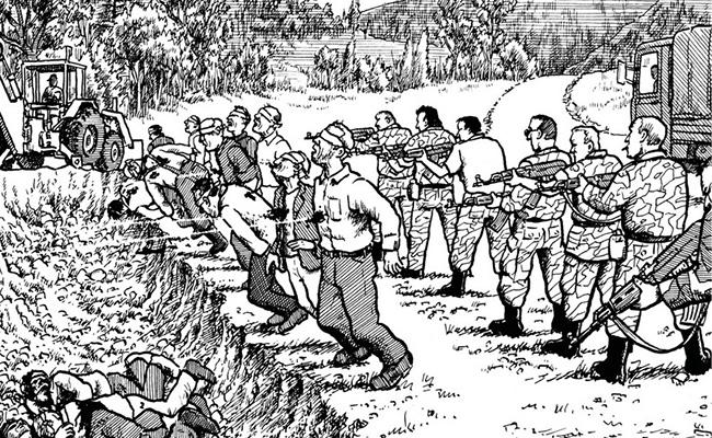 Drawn war Comics  Drawing Disaster: PopMatters