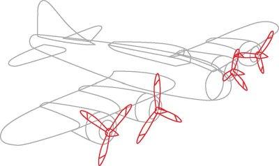 Drawn aircraft ww2 airplane To World II How Draw