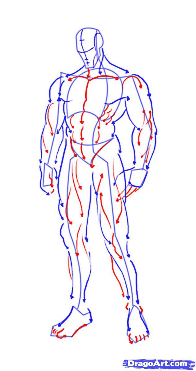 Drawn warrior Warrior how Warrior by 3