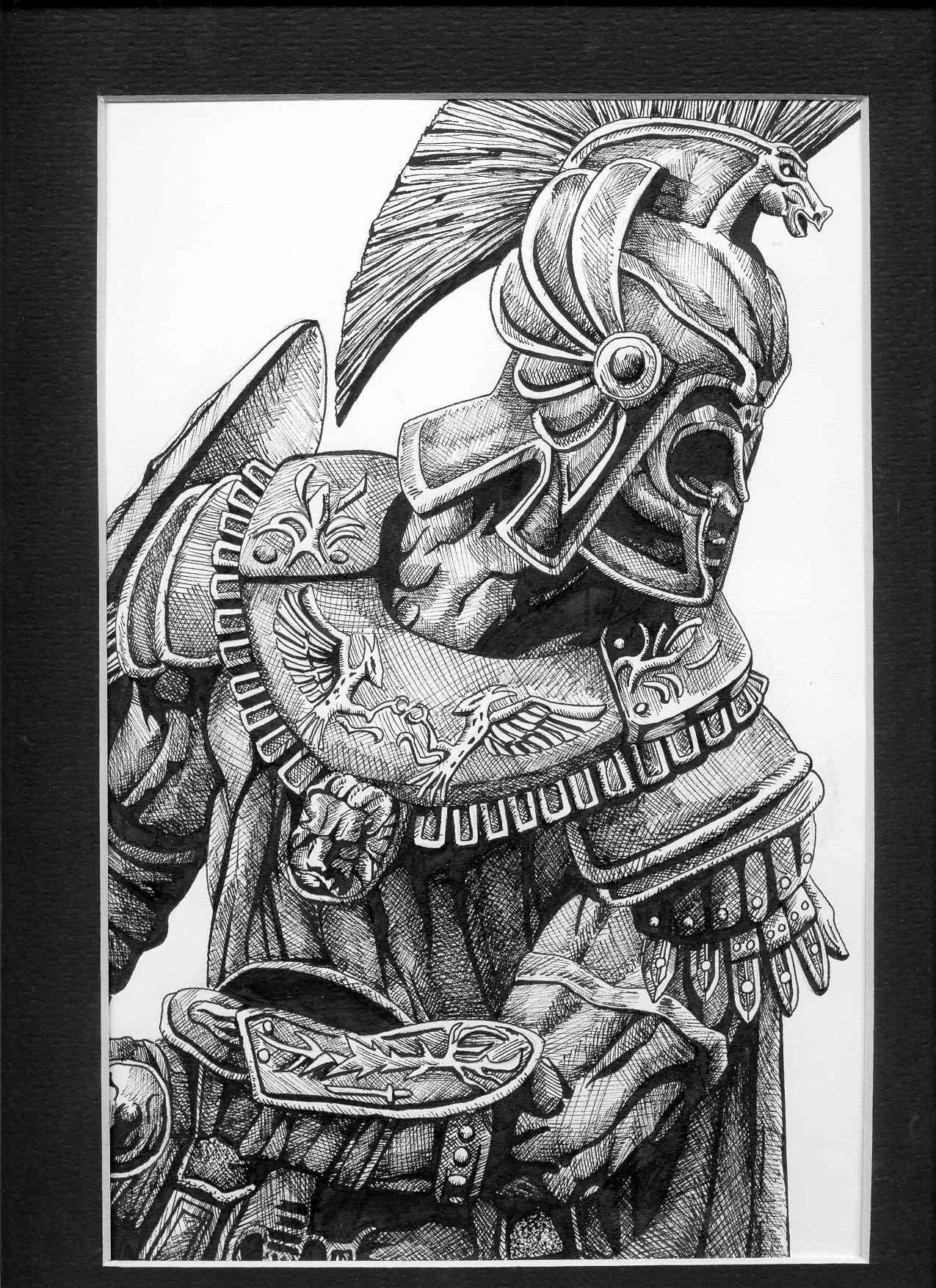 Warrior clipart achilles Explore achilles DeviantArt on achilles