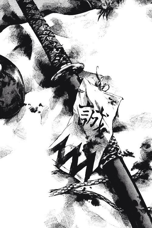 Drawn warrior anime samurai Tumblr anime  samurai warriors