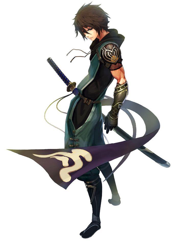 Drawn warrior anime samurai More Brown and Pinterest Anime