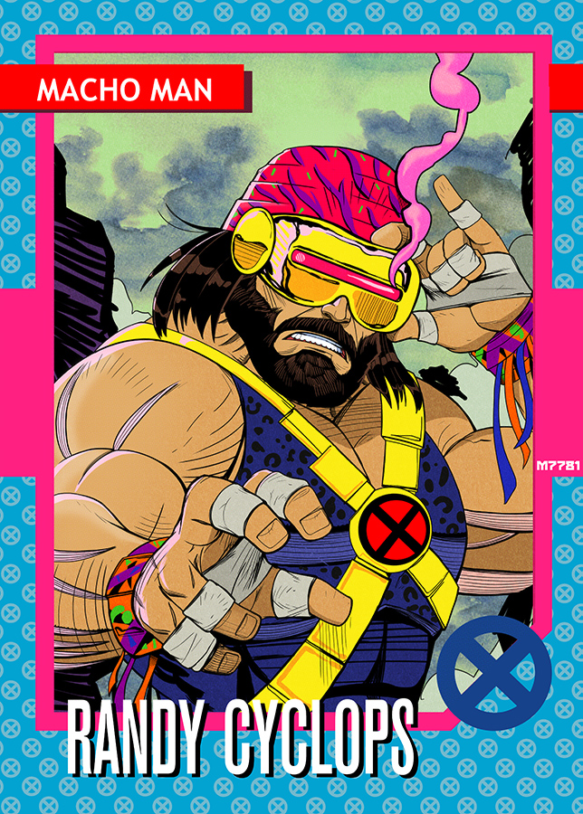Drawn warrior cyclop Ultimate Book #186 Drawn The