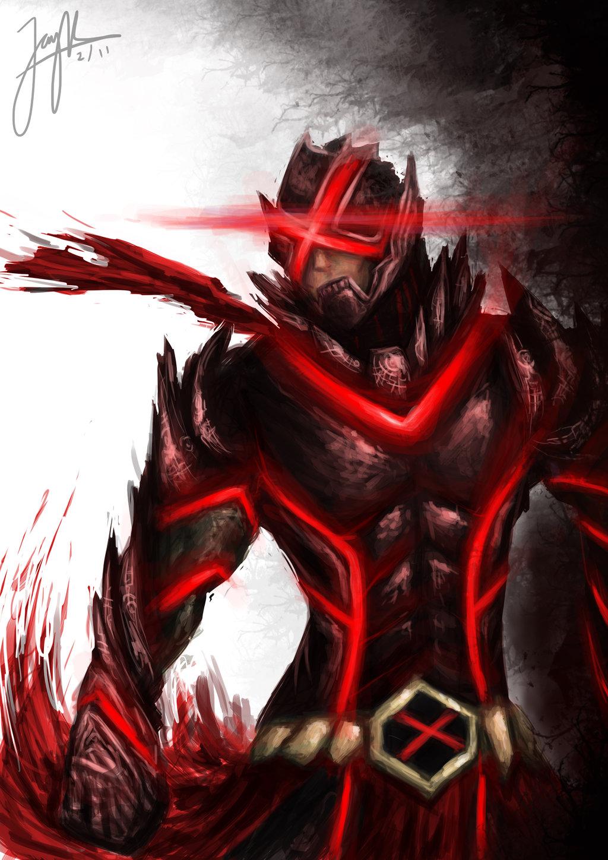 Drawn warrior cyclop Men JayKLegendary Warriors DeviantArt