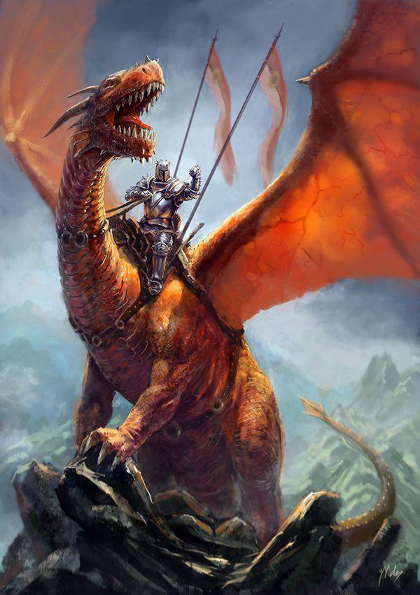 Drawn warrior dragon rider Drawing 68 Dragon Ideas gabahadatta