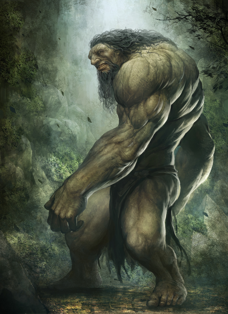 Drawn warrior giant On by Giant DeviantArt by