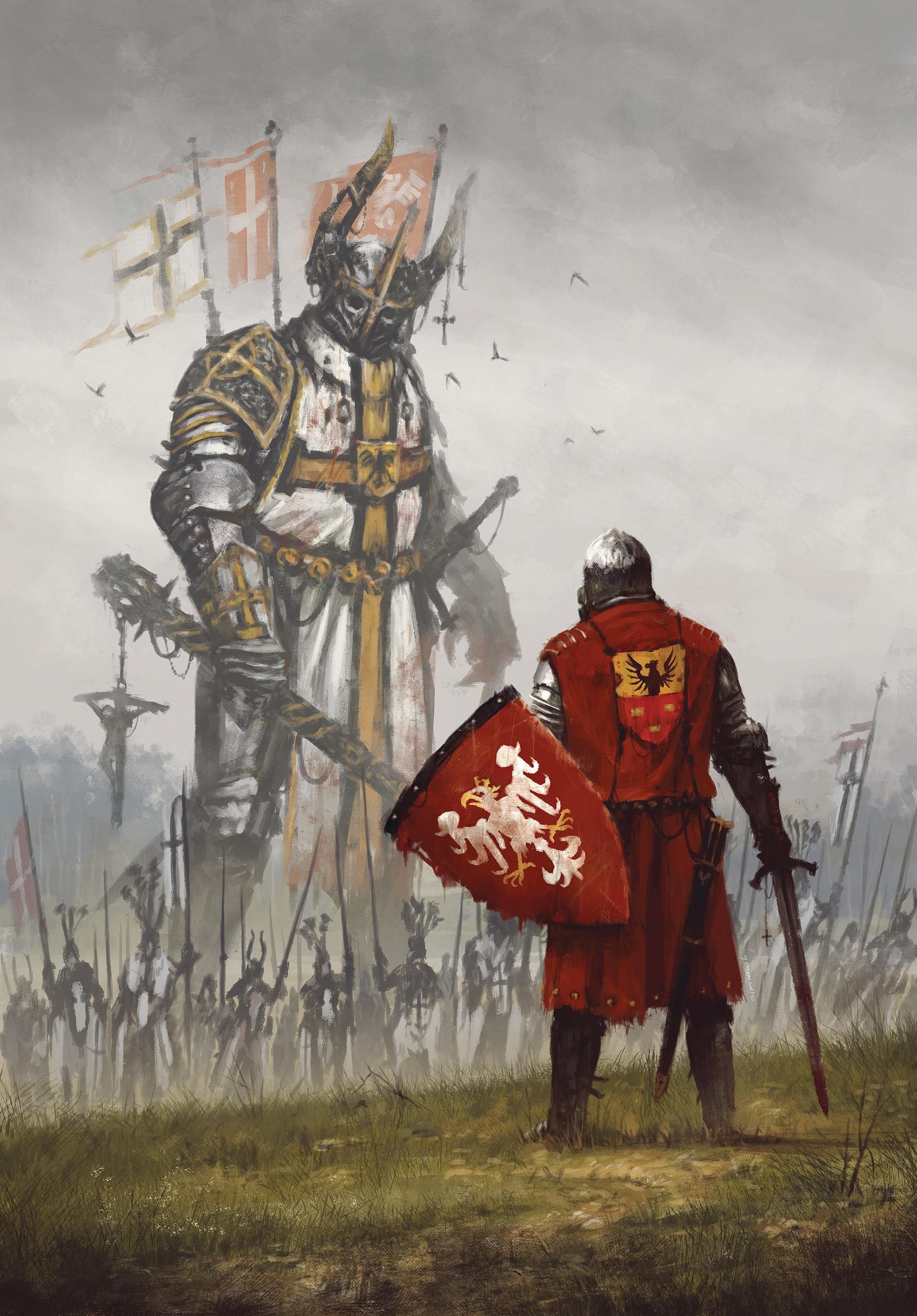 Drawn warrior giant Original Information rozalski jakub Danbooru
