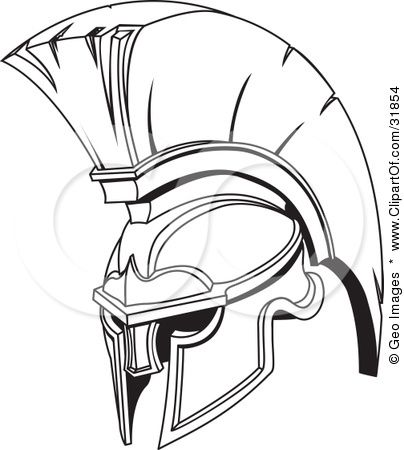 Drawn warrior gladiator Crest 25+ Spartan ideas Best