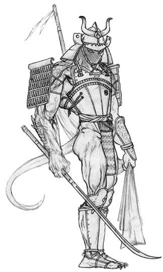 Drawn warrior japan samurai Warrior by wushustyle samurai warrior