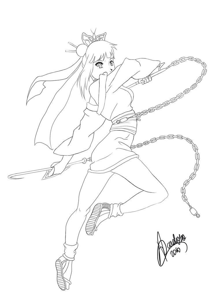 Drawn warrior kimono Vitinhosnt vitinhosnt Kimono on DeviantArt