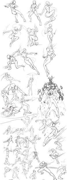 Drawn warrior line art Female bases on this resolution