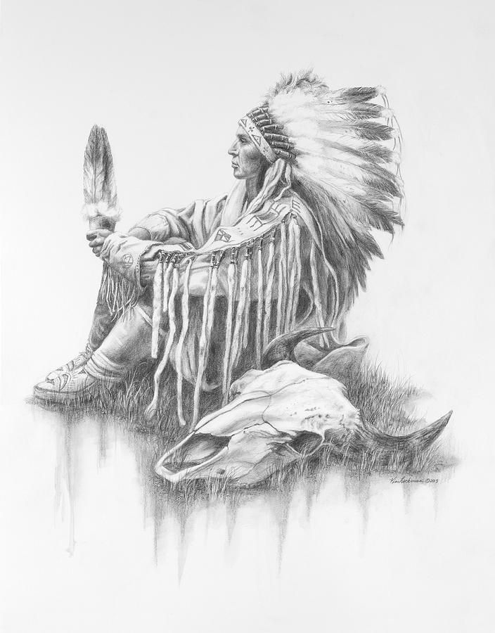 Drawn warrior native On images Pinterest 294 Who