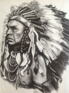 Drawn warrior native Drawings Results Sketches WOW Image