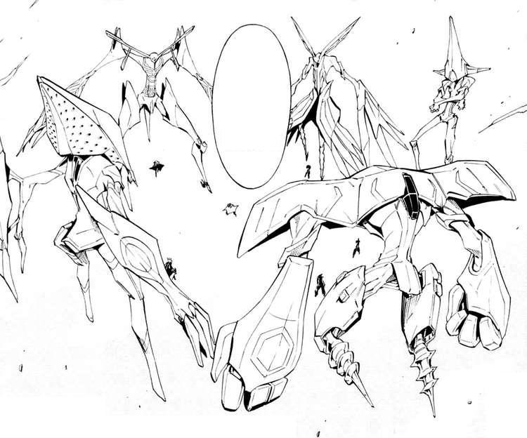 Drawn warrior shaman Elemental Grand King Five powered