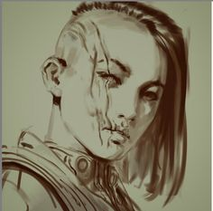 Drawn warrior tribal woman On Native Pinterest girl Enemies