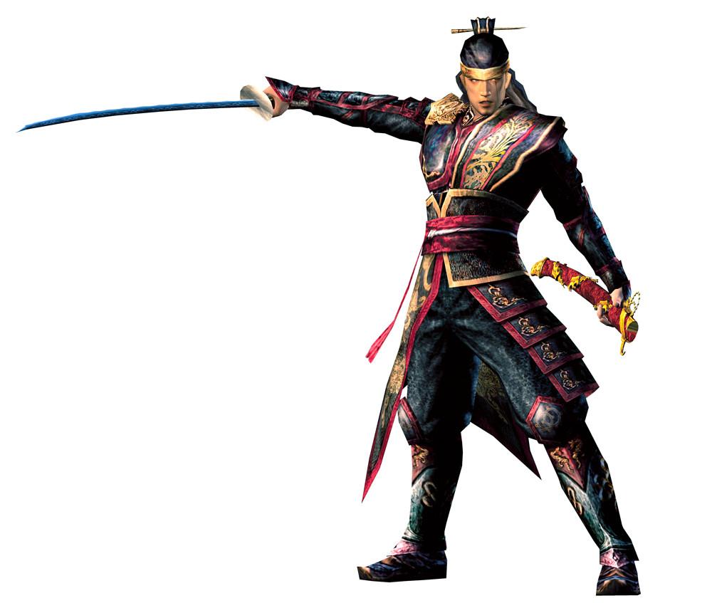 Drawn warrior zhou dynasty Warriors & Tai Zhou 5)