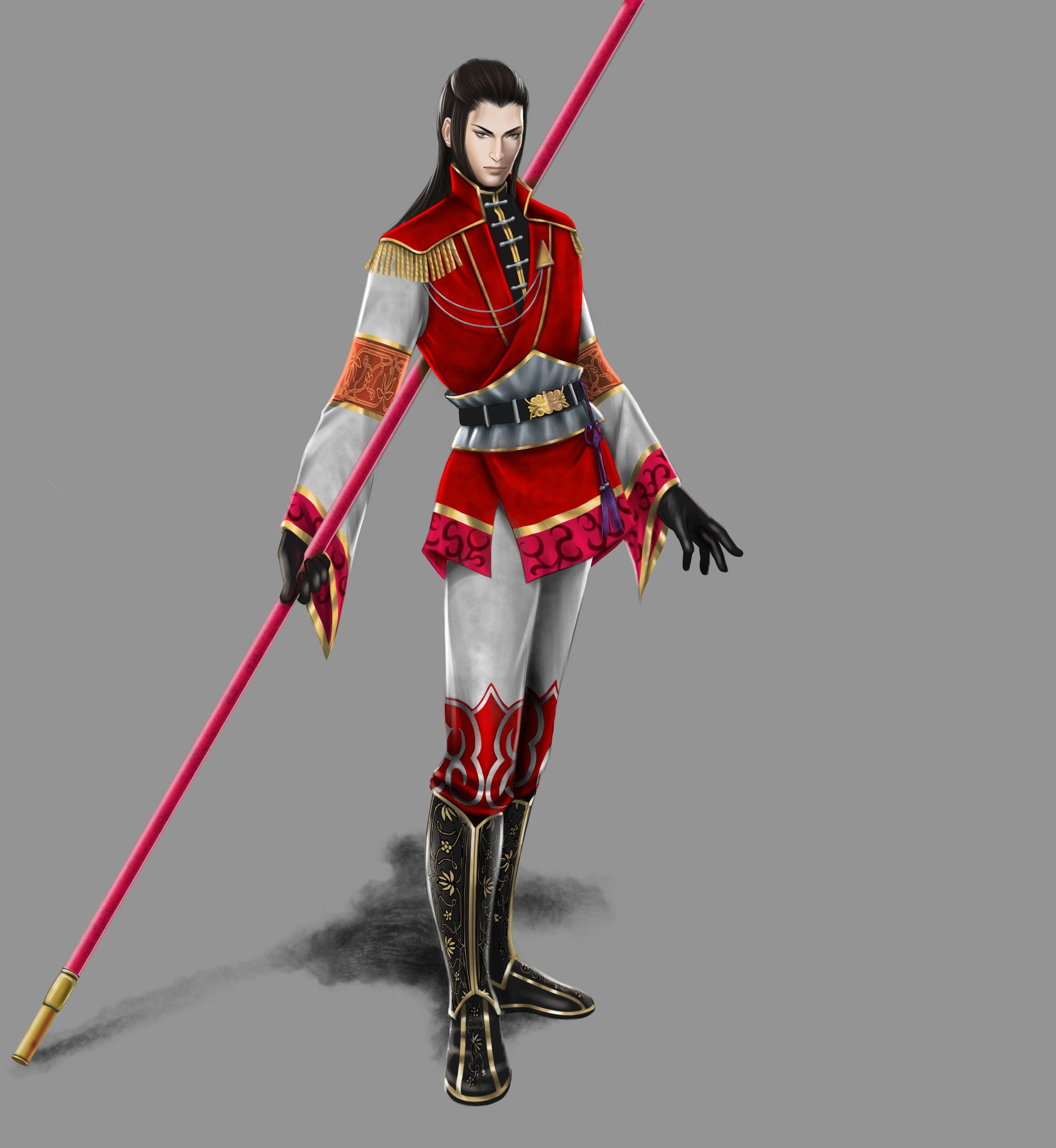 Drawn warrior zhou dynasty Thread Page com/Images/Dynasty 2011: My