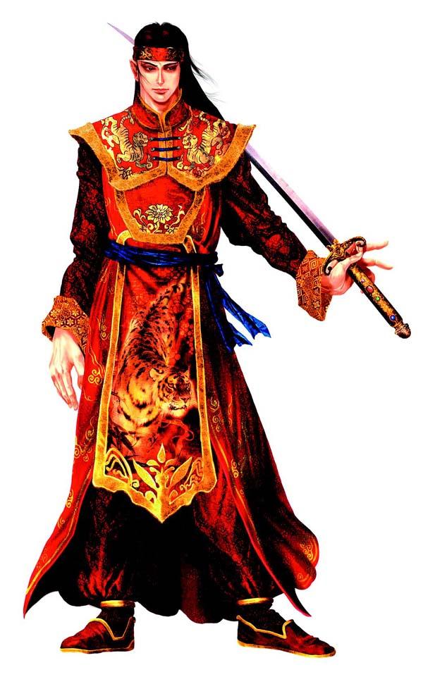 Drawn warrior zhou dynasty Action Dynasty Yu Dynasty Yu