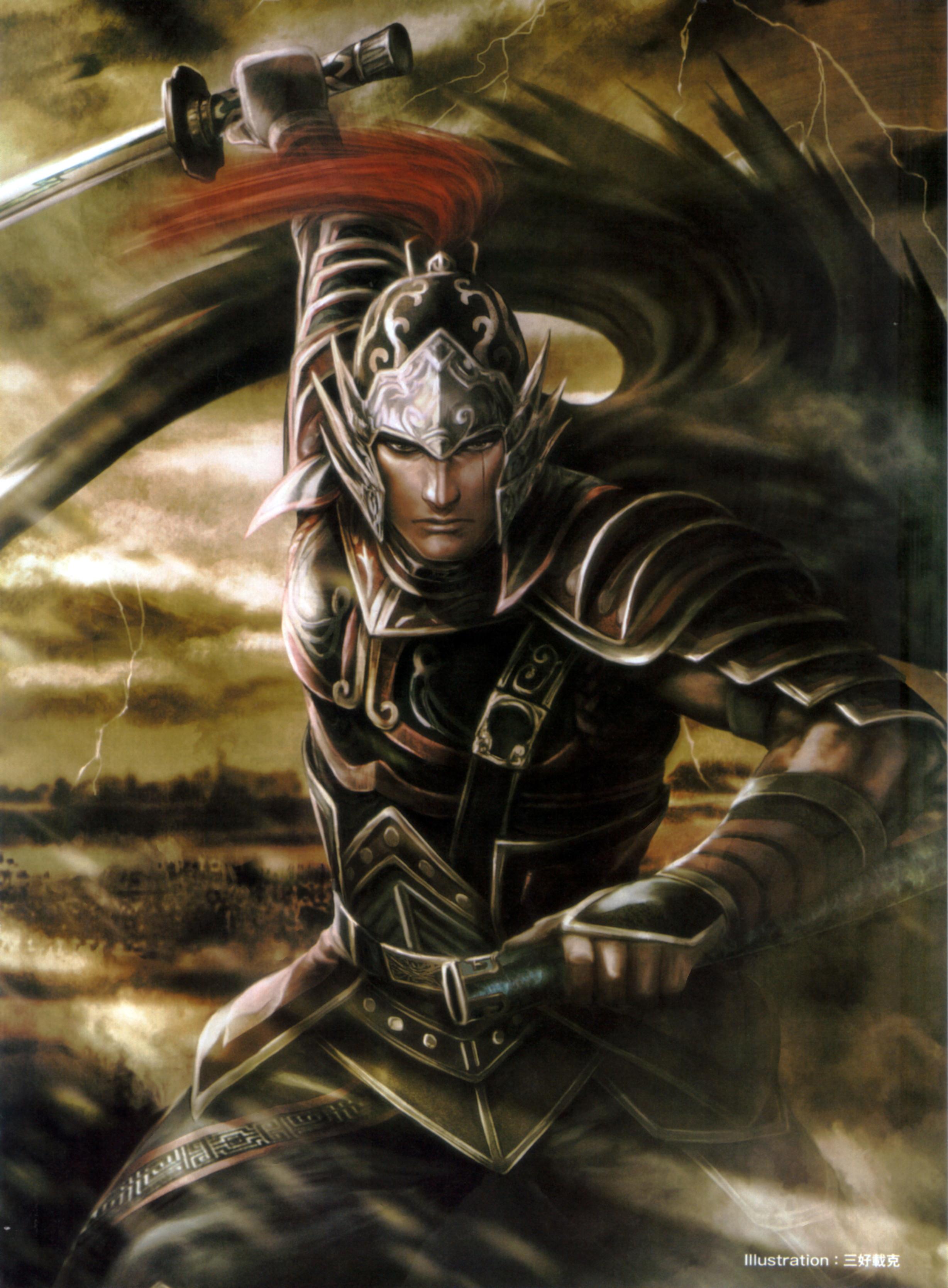 Drawn warrior zhou dynasty Avenger Idea] Skin Kingdom Dark