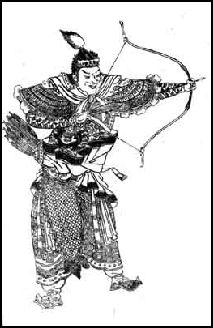Drawn warrior zhou dynasty Facts and ZHOU CHINA C