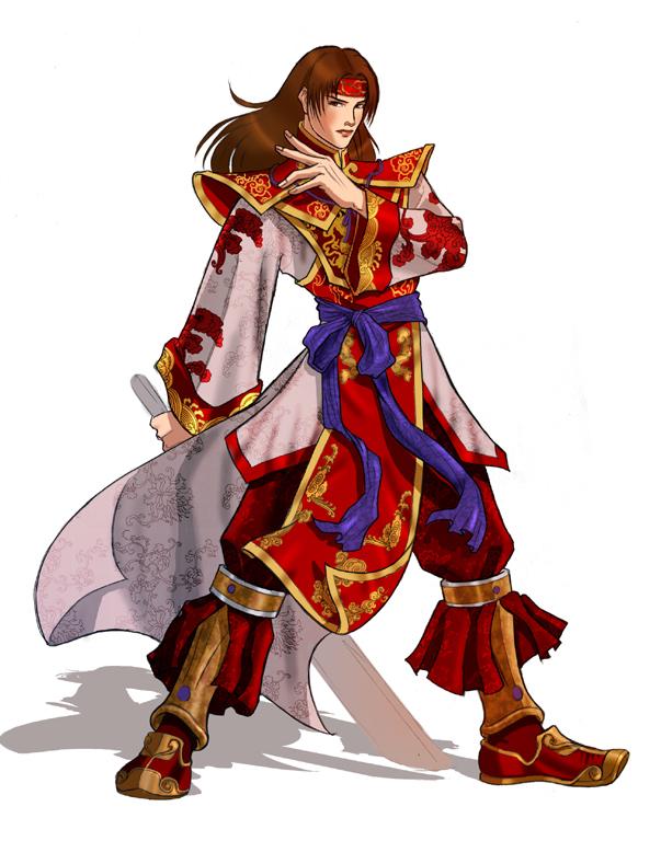 Drawn warrior zhou dynasty Anime Warriors Dynasty Yu Tags: