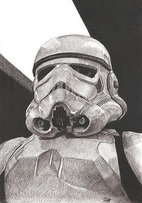 Drawn wars Art Hand drawings su Pencil