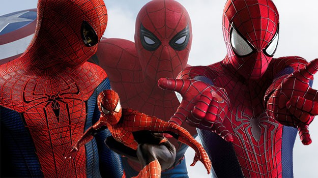 Drawn wars civil war Weird Civil so Spider looks