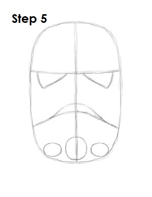 Drawn wars courage Stormtrooper Draw Draw Star a