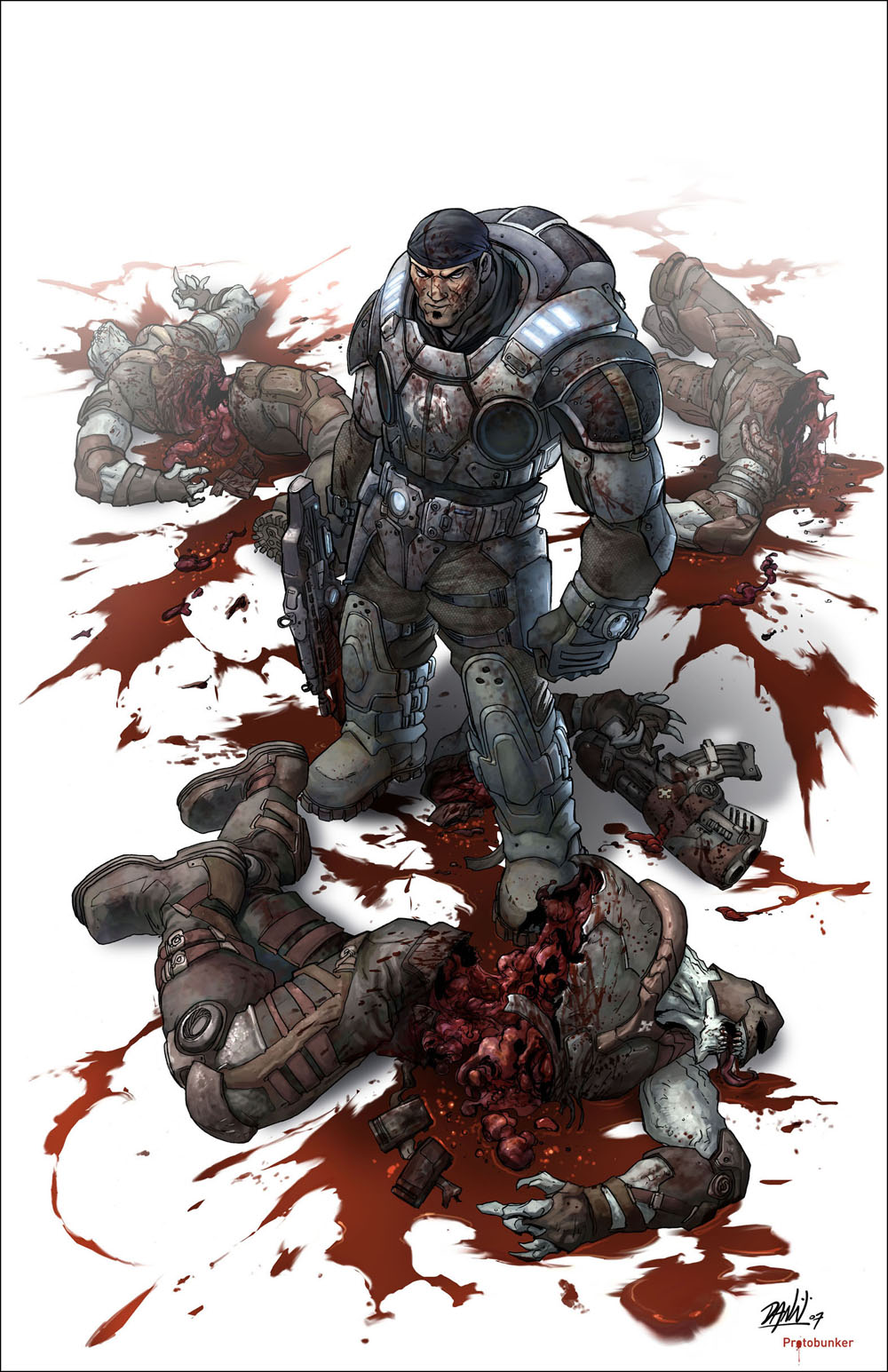 Drawn wars gears war 3 To more of when 8