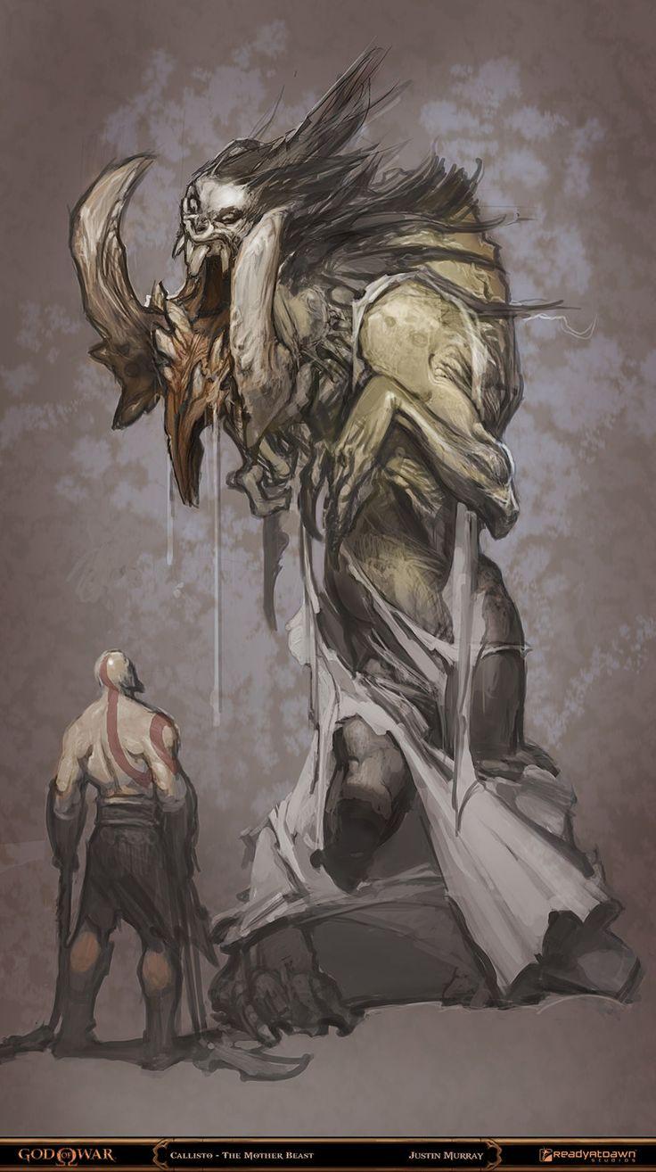 Drawn wars god war 114 Of Annedroid God *Raggedy
