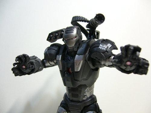 Drawn wars iron man 2 war machine Figure of Costumes movie 2