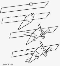 Drawn wars plane #MichaelsStores Kids  to trains
