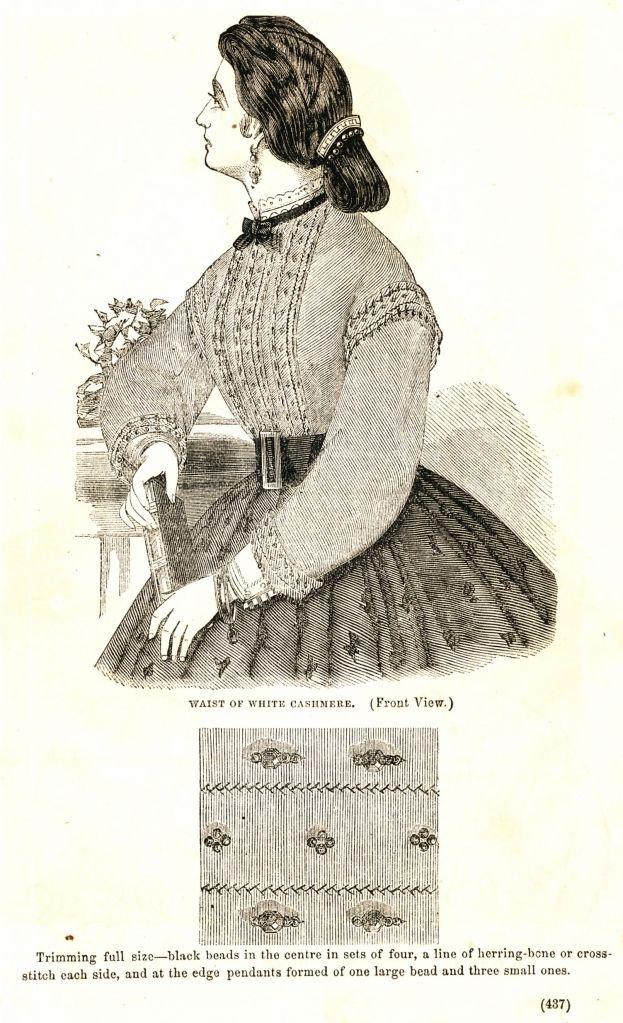 Drawn wars victorian Magazine Fashions 167 Engravings Victorian