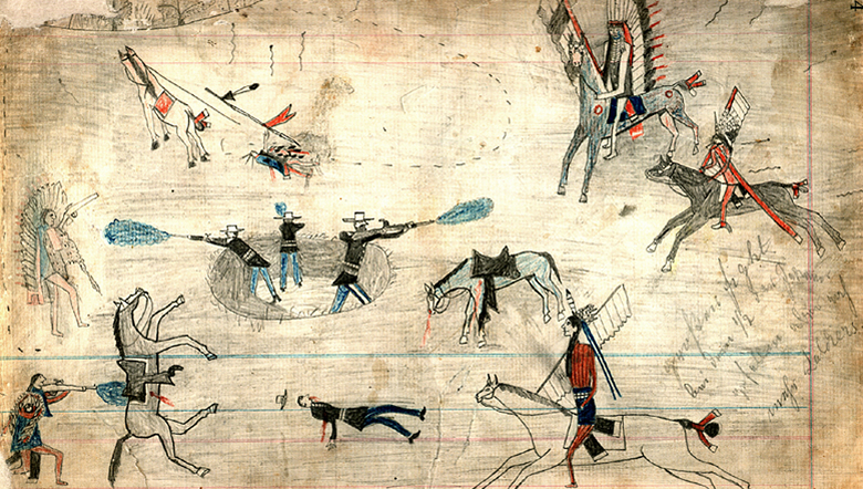 Drawn wars war art Ledger  art Wikipedia