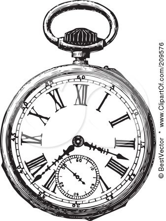 Pocket Watch clipart alice in wonderland Find this Pinterest Pin ~