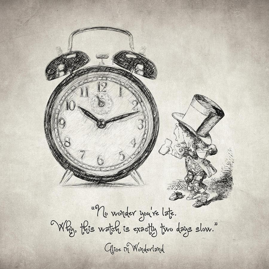 Drawn quote alice in wonderland Apukovska Alice Apukovska by In