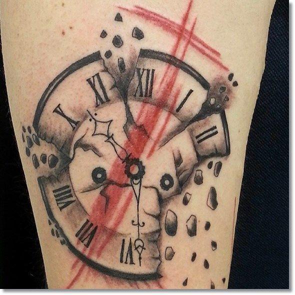 Drawn watch arm 25+ Ever Pinterest Tattoo Designs
