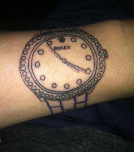 Drawn watch arm Wrist Speaker Bēm occurred An