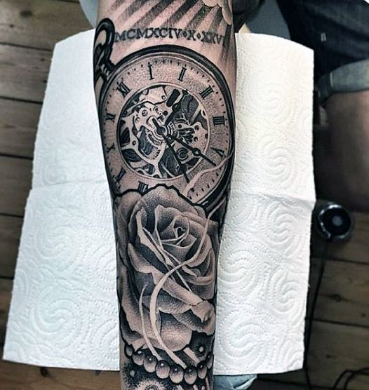 Drawn watch arm Part Meanings drawing Pinterest Tattoo